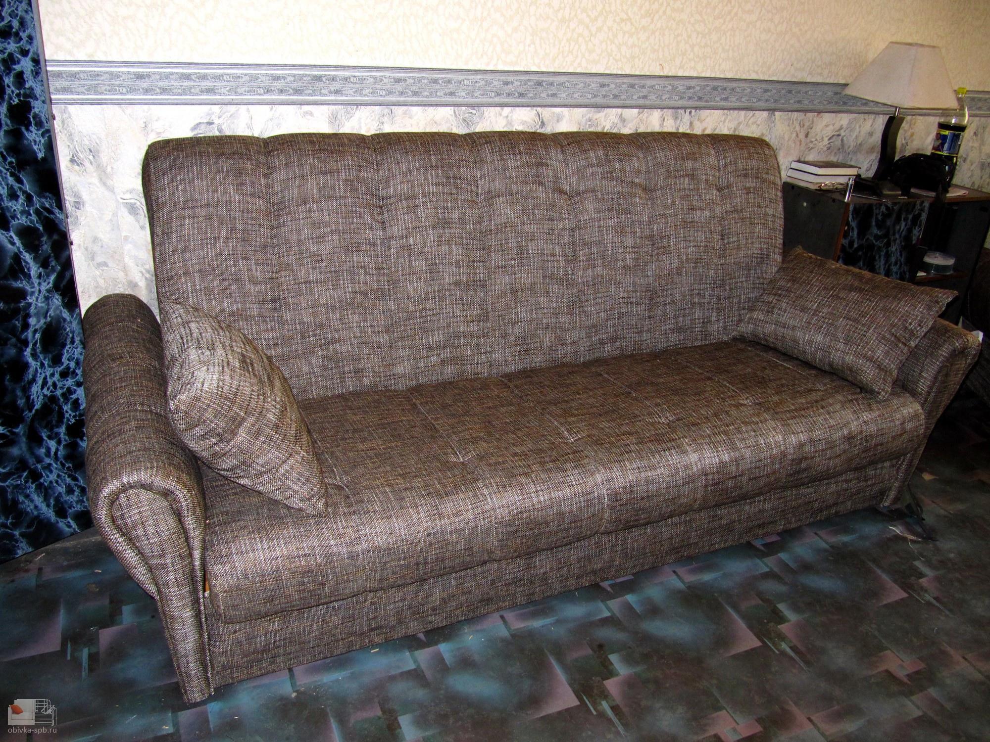 Профессиональная обивка мебели