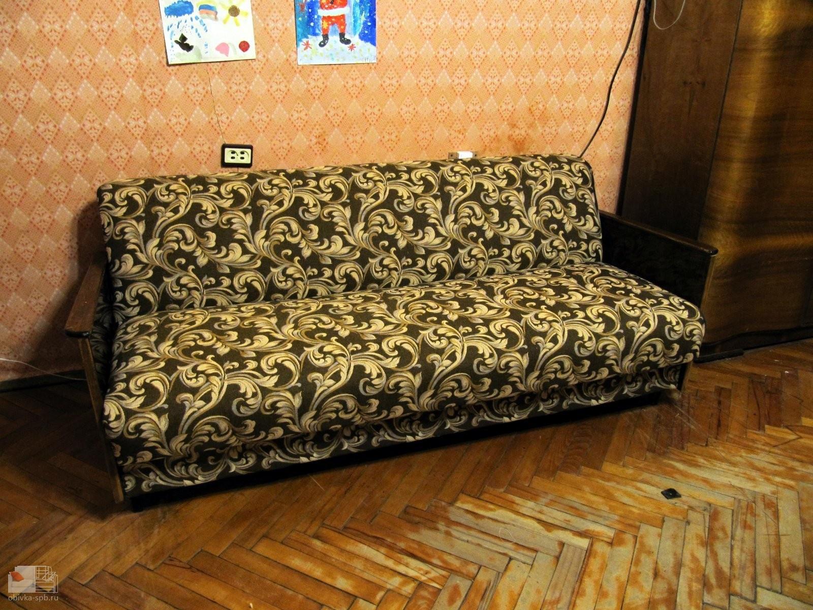 Из старого дивана угловой своими руками